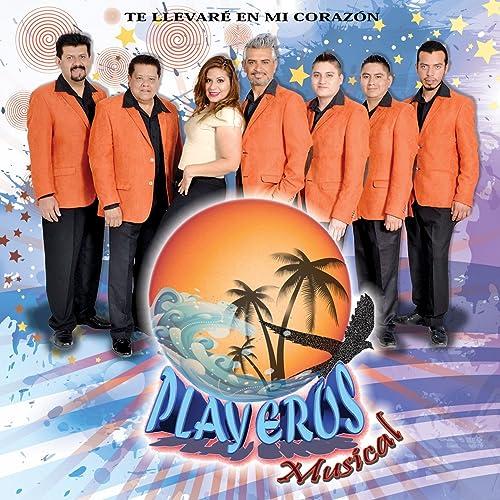 Te Llevaré en Mi Corazón by Playeros Musical on Amazon Music ...