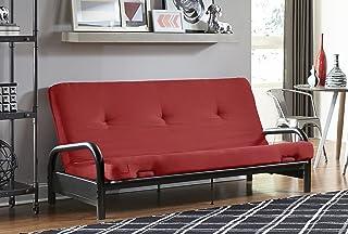 Amazoncom Red Living Room Sets Living Room Furniture Home