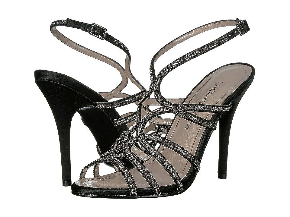 Caparros Helena (Black/Tint) High Heels