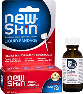 New-Skin Liquid Bandage, 1 Ounce (Packaging May Vary)