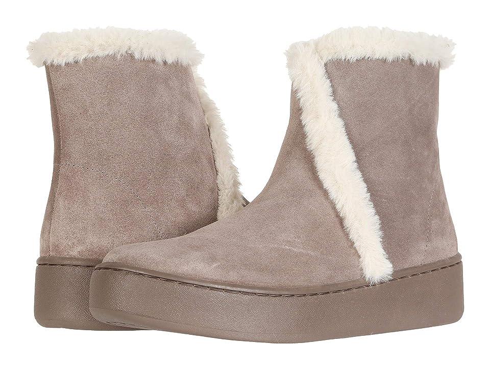 Soludos Whistler Cozy Boot (Mineral Grey) Women