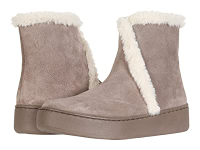 Soludos Whistler Cozy Boot (Mineral Grey) Women