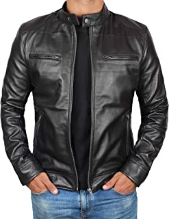 Best mans leather jacket Reviews
