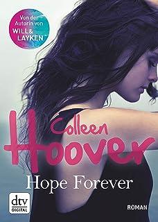 Hope Forever: Roman (Sky & Dean-Reihe 1) (German Edition)