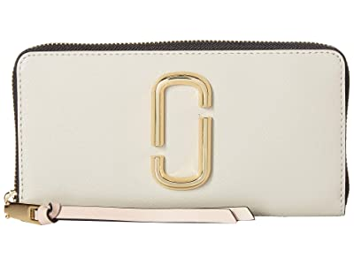 Marc Jacobs Snapshot Standard Continental Wallet (Dust Multi) Wallet Handbags