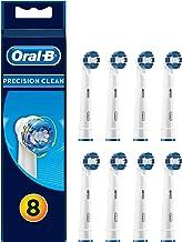 Oral-B Precision Clean Brossettes de Rechange pour Brosse à  Dents Électrique x8