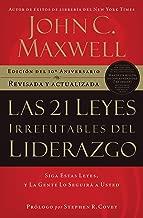 Best 21 leyes del liderazgo john maxwell Reviews