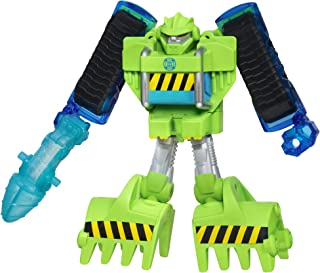 Playskool Heroes Transformers Rescue Bots Energize Boulder the Construction-Bot Action Figure, Ages 3-7 (Amazon Exclusive)