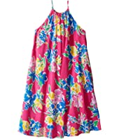 Polo Ralph Lauren Kids - Floral Halter Dress (Big Kids)