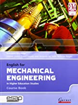 English For Mechanical Engineering In Higher Education Studies. Course Book (+ Audio CD)