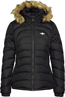 Mountain Designs Women's Kyoto Down Jacket with Hood