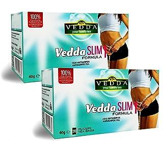 Vedda Té para Adelgazar (40 Tazas de Té), Slim Tea