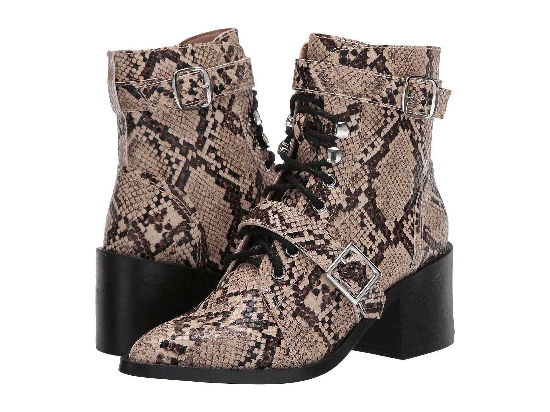 Steve Madden Steve Madden Astrid Lace-Up Boot