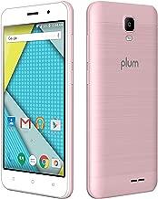 Plum Compass 2 – 4G GSM Unlocked Phone Android 8.0 ATT Tmobile 8GB + 8MP Camera Quad Core – Rose Gold