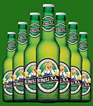 St. Pauli Girl Non-Alcoholic Beer, 12 fl oz (12 Glass Bottles)