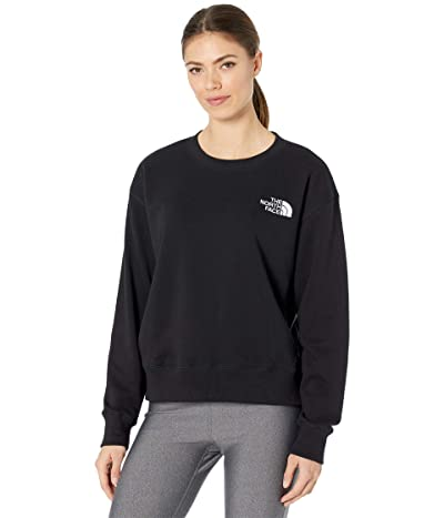 The North Face Parks Slightly Cropped Crew