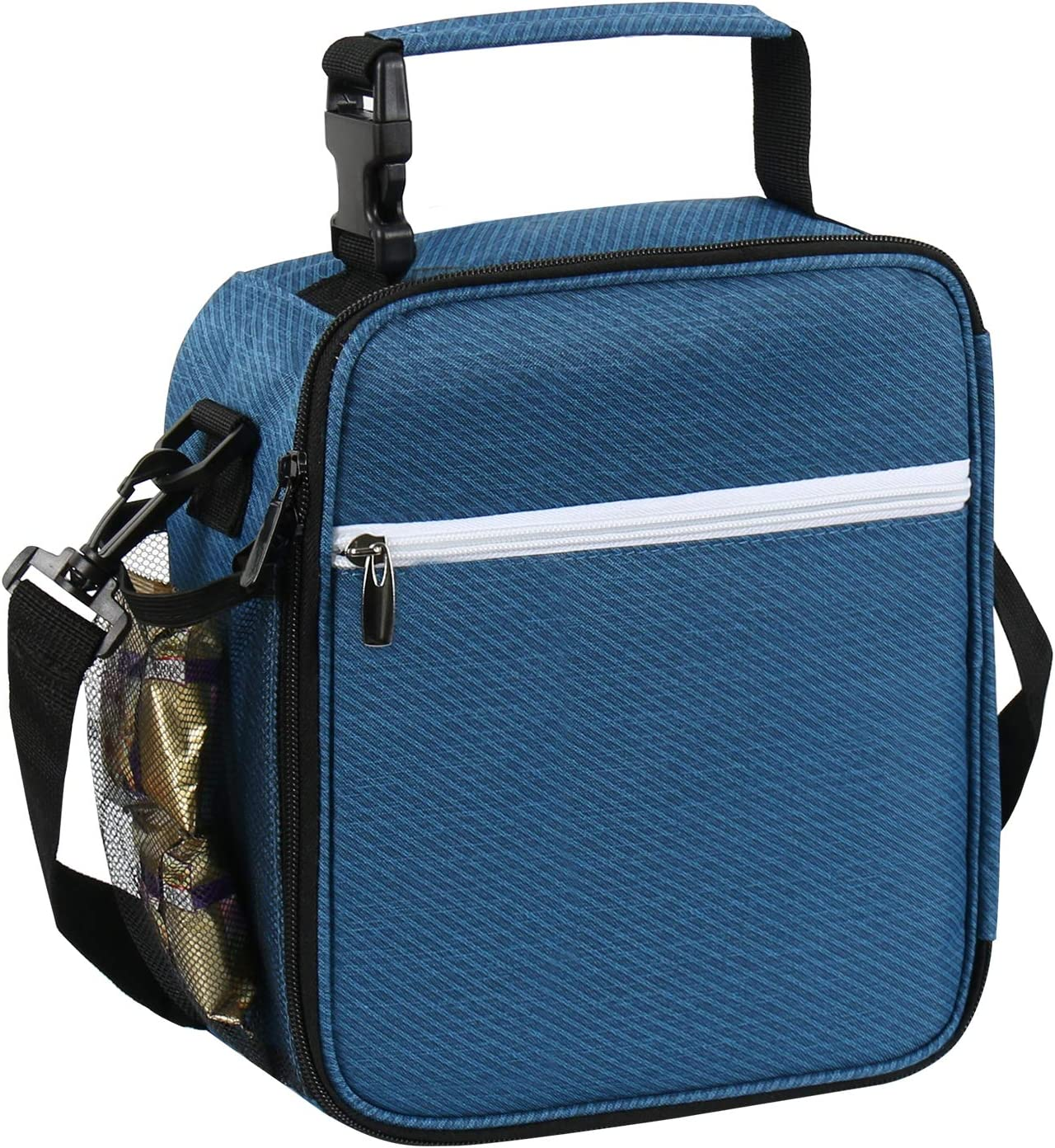 Insulated Lunch Bag Cooler Max 70% OFF Carrying w Portable Box Selling