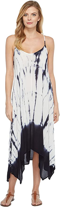 Culture Phit - Molli Spaghetti Strap Tie-Dye Dress