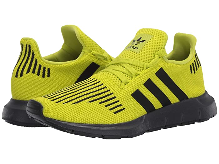 adidas Originals  Swift Run (Semi Solar YellowithCore Black/Carbon) Mens  Shoes