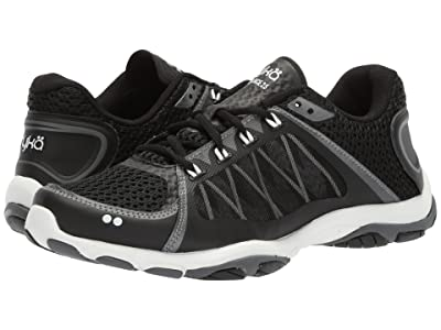 Ryka Influence 2.5 (Black/Meteorite/White) Women
