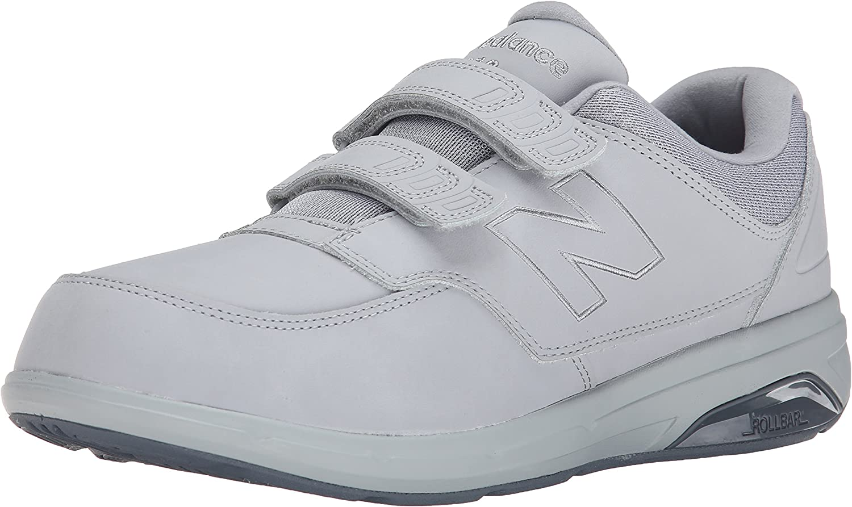New Balance Men's MW813V1 Hook and Loop Walking shoes