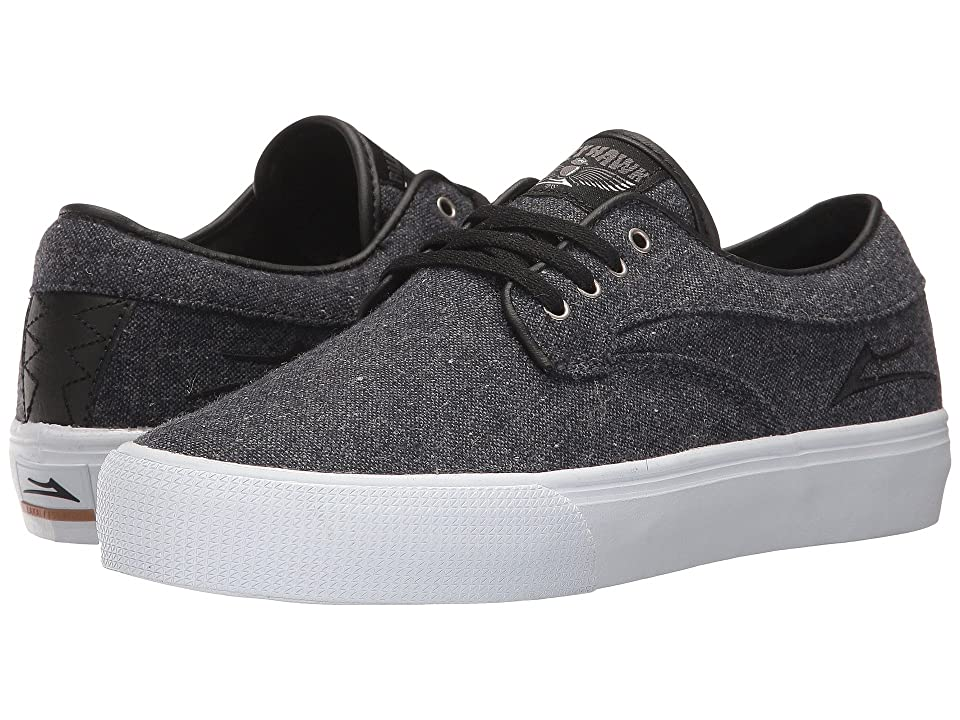 Lakai Riley Hawk (Midnight Textile) Men