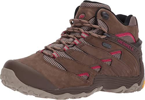 Merrell Wohommes Chameleon 7 MID Waterproof Hiking chaussures, Stone, 10.5 M US