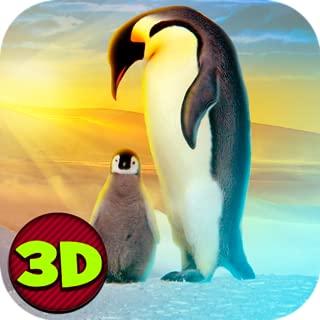 Arctic Penguin Simulator 3D: Wild Animal Sim Bird Land | Snow Birds Life Wild Nature