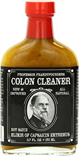 Colon Cleaner Hot Sauce 5.7oz