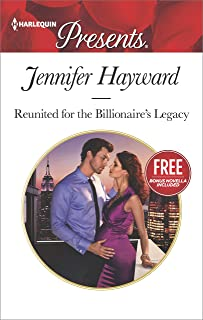 Reunited for the Billionaire's Legacy: A Billionaire Romance (The Tenacious Tycoons Book 2)