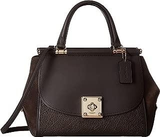Women's Mixed Leather Drifter Carryall Li/Chestnut One Size