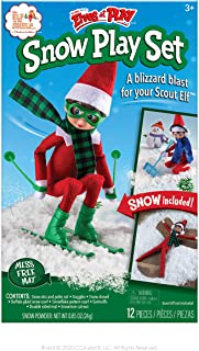 Elf On The Shelf Scout Elves at Play Snow Playset