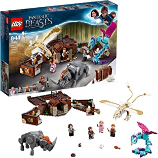 LEGO Fantastic Beasts - Maleta de Criaturas Mágicas