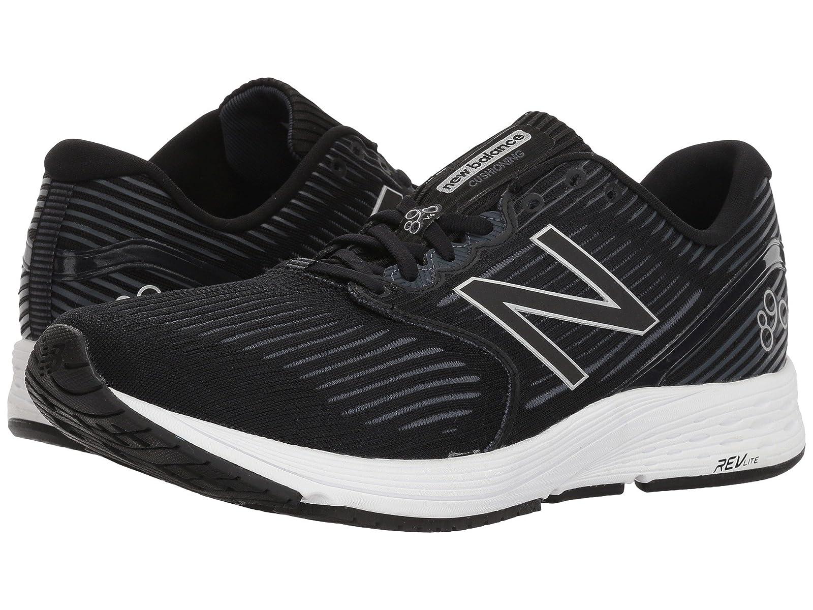 New Balance 890v6Atmospheric grades have affordable shoes