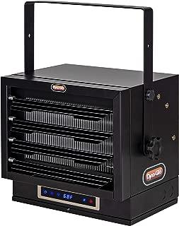 Dyna-Glo EG7500DH Dual Heat 7500W Electric Garage Heater Black