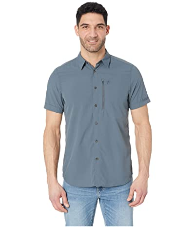 Fjallraven Abisko Hike Shirt Short Sleeve (Dusk) Men