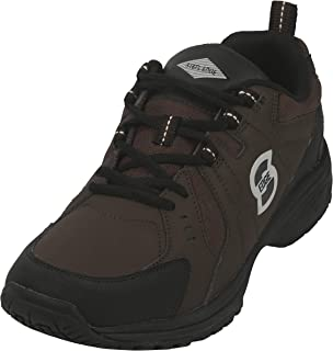 Steel Edge Mens 4'' Trail Running Shoes