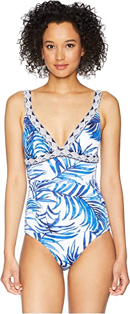 Fuller Fronds One-Piece Swimsuit