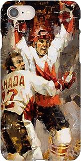 Summit Series Phone Case - Paul Henderson and Team Canada 1972 Summit Series Hockey Art, Hockey Gift