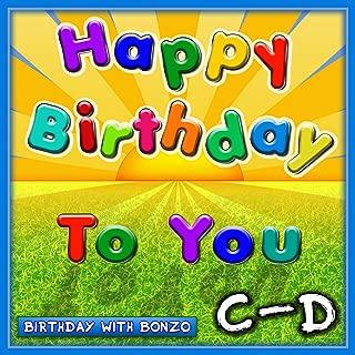 Charlize Happy Birthday to You