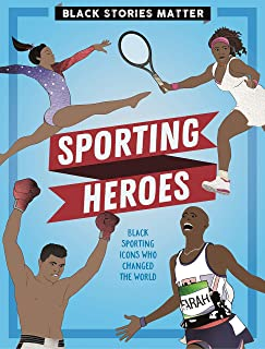 Sporting Heroes (Black Stories Matter) (English Edition)