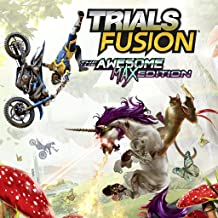 Trials Fusion: Awesome Max Edition - PS4 [Digital Code]