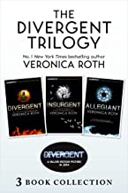 Divergent Trilogy (books 1-3) (English Edition)