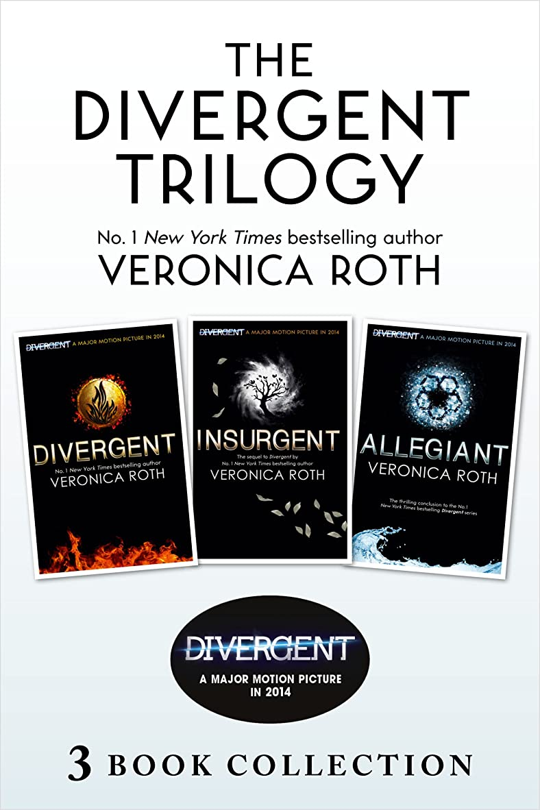 理由異なるパシフィックDivergent Trilogy (books 1-3) (English Edition)