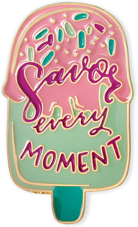AngelStar Savor Every Moment Enamel Pin