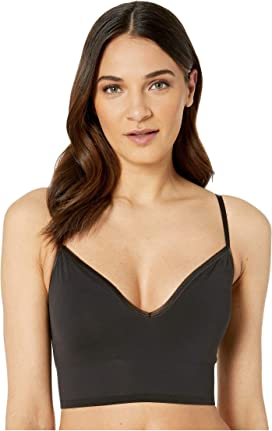 d01f8c0254 Jockey Natural Beauty Convertible Seamless Bralette at Zappos.com