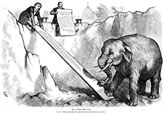 Nast Third Term 1875 NThe Third Term Trap Cartoon By Thomas Nast 1875 Supporting President Ulysses S GrantS Disclaimer Of ...