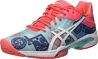 comprar comparacion ASICS Gel-Solution Speed 3 L.e. Paris, Zapatillas de Deporte para Mujer