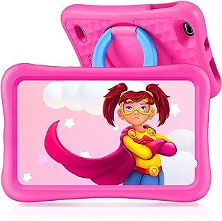 VANKYO Tablet Niño de 8 Pulgadas, Tablet Infantil para Niños con WiFi, Tablet con ROM de 32GB, Processore Quad-Core, Andro...