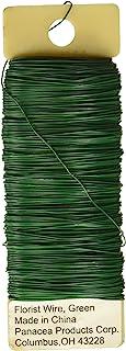 Paddle Wire 26 Gauge 4 Ounces/Pkg-Green
